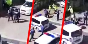 POLİS VAHŞETİNE VALİLİKTEN AÇIKLAMA