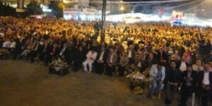 SARAY'DA MUHTEŞEM FESTİVAL