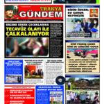Trakya Gündem Gazetesi 298. Sayı