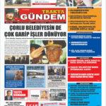 Trakya Gündem Gazetesi 302. Sayı