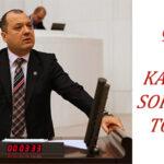 ÇORLU TREN KAZASININ SORUMLUSU TCDD DİR