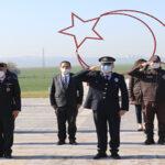 ERGENE'DE POLİS TEŞKİLATININ KURULUŞU KUTLANDI